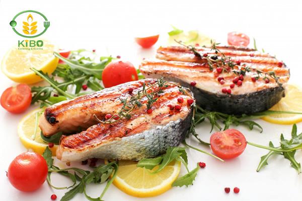 مزه دار کردن ماهی