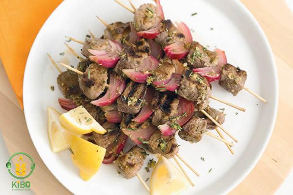 فینگرفود گوشت