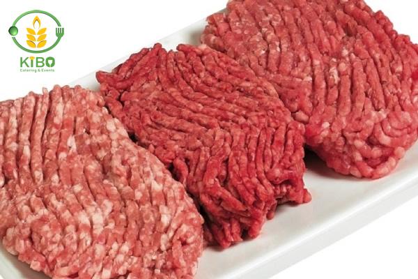 بهترین ترکیب گوشت کباب کوبیده