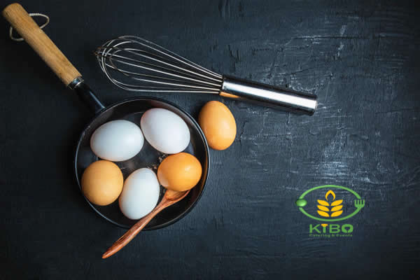 روشهای پخت تخمه مرغ