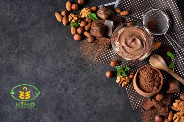 طرز تهیه دسر شکلاتی آسان