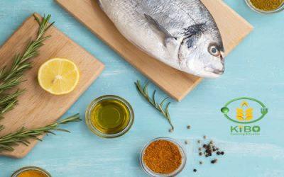 مزه دار کردن انواع ماهی