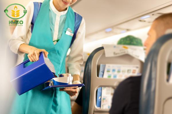 تغییر طعم غذا در هواپیما