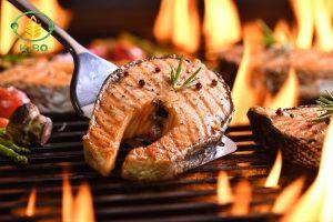 7 روش آسان پخت ماهی