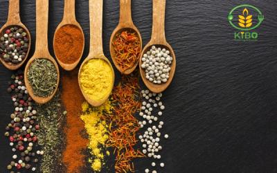 خواص درمانی ادویه های غذا