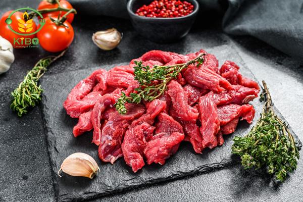 Beef Straganoff