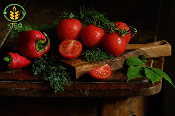 دلمه گوجه فرنگی
