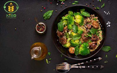 طرز تهیه سالاد سبزیجات