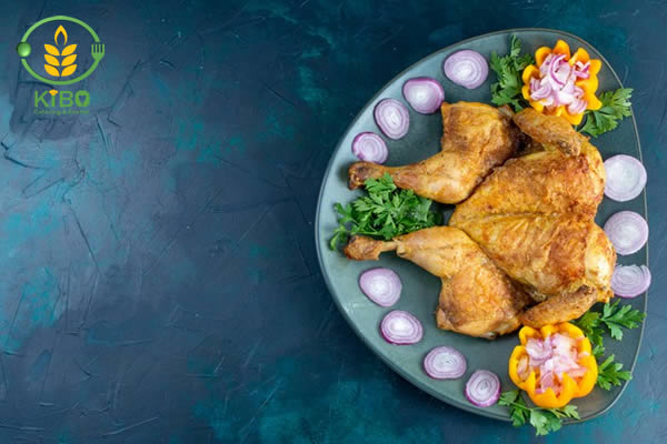 انواع روش تهیه مرغ