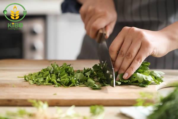 ترکیب و نسبت انواع سبزی ها