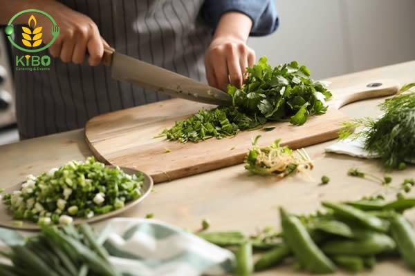 ترکیب انواع سبزی