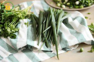 لیست کامل ترکیب سبزی ها