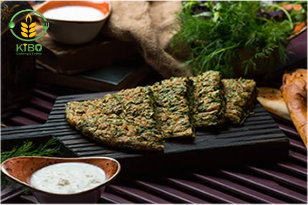 ترکیب کوکو سبزی