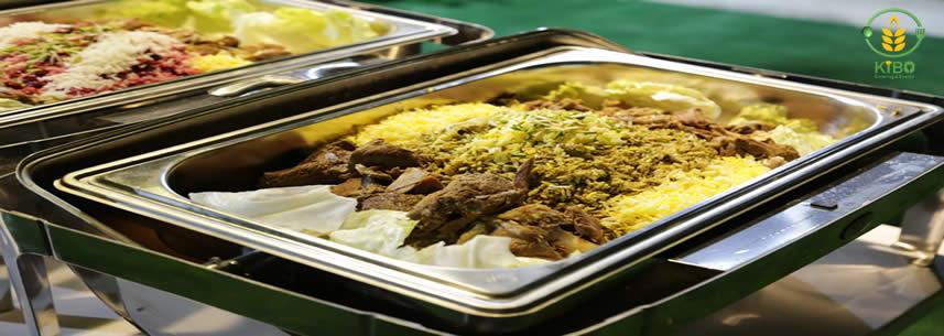 غذای مجالس و مهمانی