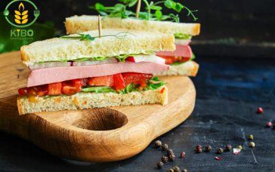 ساندویچ خانگی