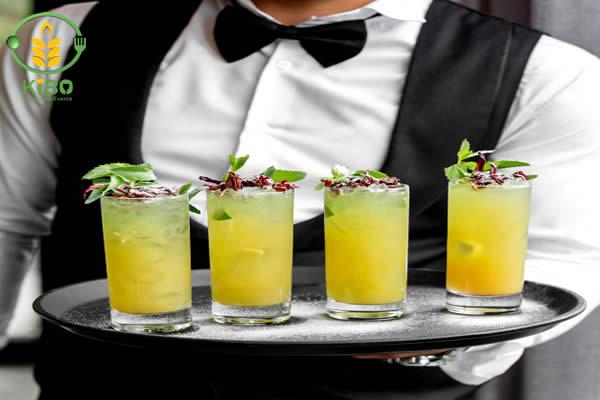 آداب نوشیدن در مهمانی