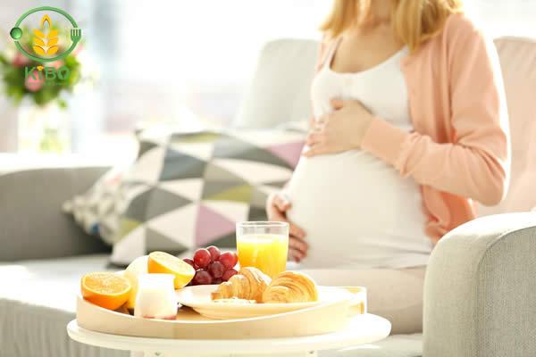 لیست غذاهای مفید در دوران بارداری