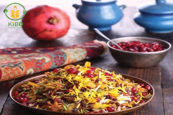 طرز تهیه ناردون شیرازی