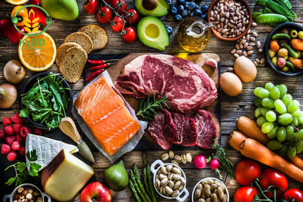 رژیم غذایی مناسب افراد بلغمی
