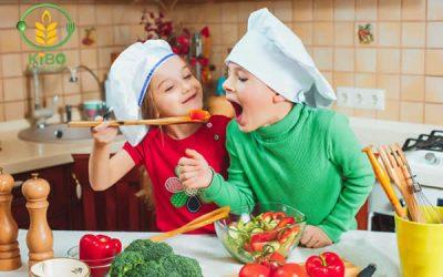 طرز تهیه 10غذای مفید برای کودکان