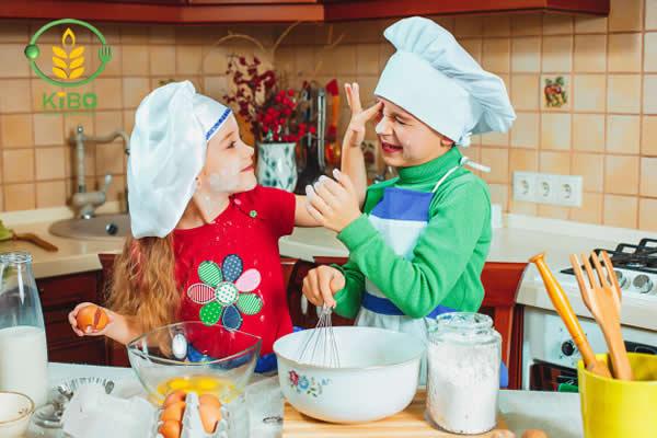 غذای مفید برای کودکان